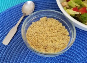 Rawmesan- Salad Sprinkles