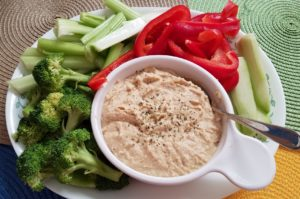 Homemade Vegan Hummus