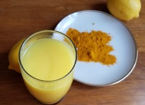 Anti-Inflammatory Lemonade